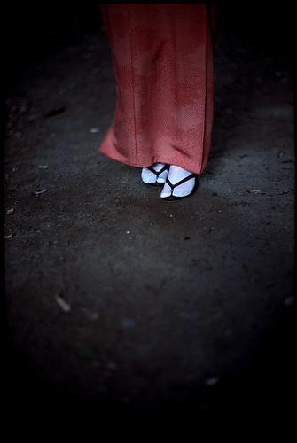 Kimono : photo by TommyOshima, via Flickr