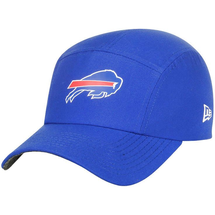 Buffalo Bills New Era On Field Training Camp Runner Adjustable Hat - Royal - $26.99