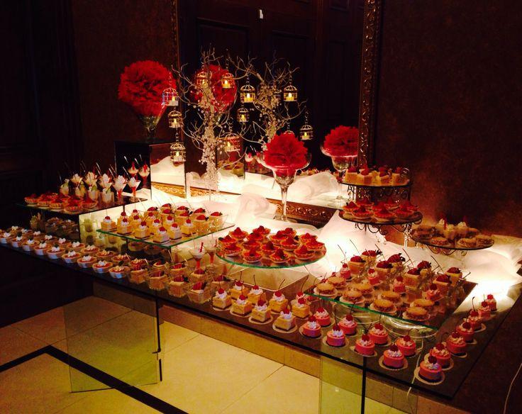 1000 images about mesa de postres on pinterest postres - Postres para mesa de dulces ...