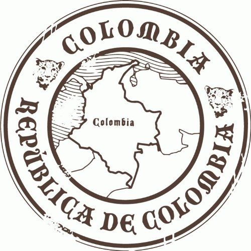 Colombia Travel Car Bumper Sticker Decal 5x 5 *** Be sure to check out this awesome product.Note:It is affiliate link to Amazon.