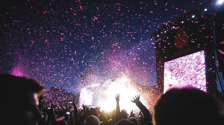 Hvis du regelmæssigt går til musikkoncerter eller festivaler, så føler du dig…