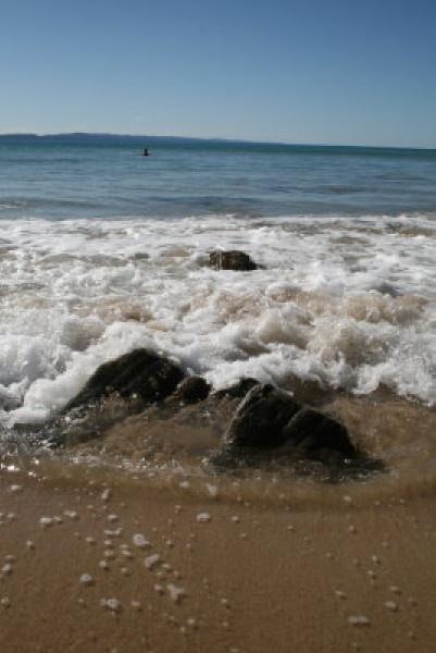 Waves on Tea Tree Bay, Noosa