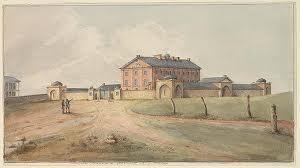 Convict Barrack - Sydney - 1820