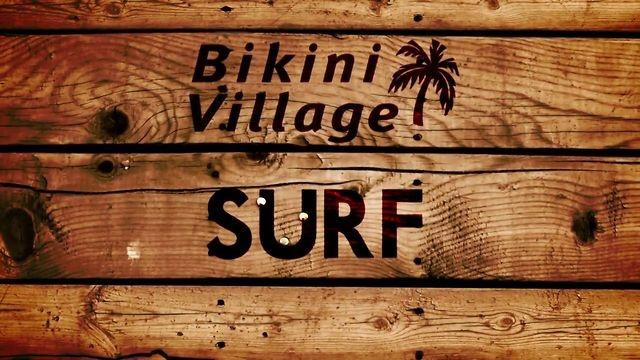 Visionnez la nouvelle collection ''surf'' de Bikini Village!
