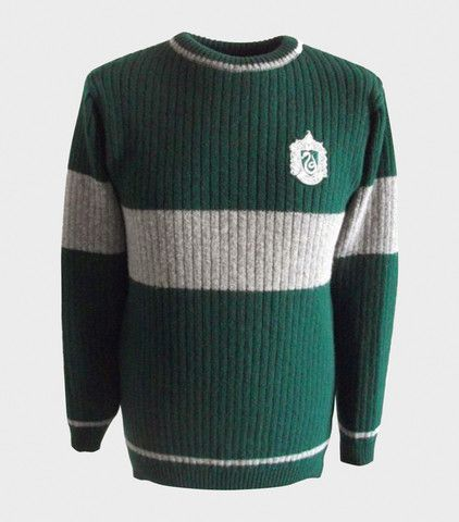 Slytherin™ Quidditch Sweater | The Harry Potter Shop at Platform 9 3/4