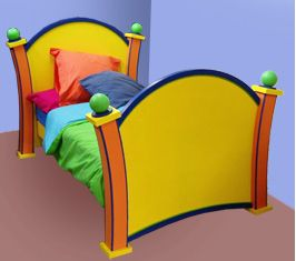 If Dr. Seuss Were Your Decorator. Company: Cartoon Furniture If I Had The