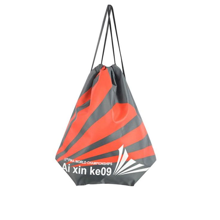 Waterproof  Swimming bags Drawstring Beach Bag Sport Gym  Backpack Swim Dance Drawstring Oxford Bag