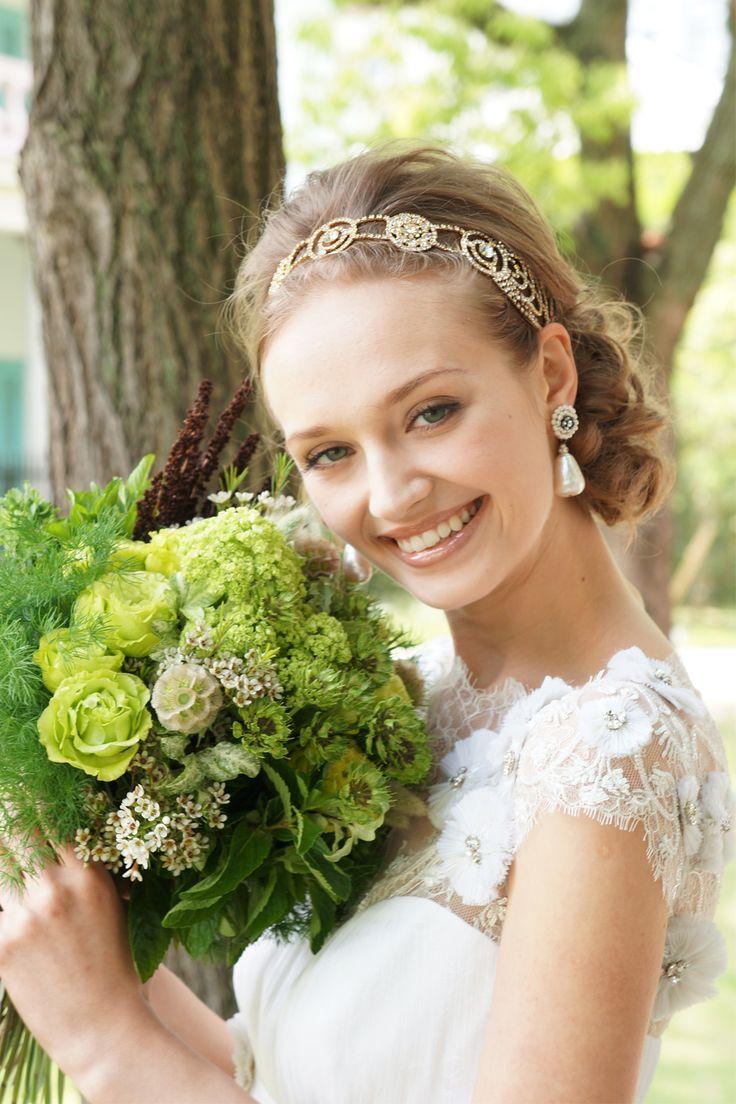 #wedding #bouquet #flower #green #natural #BOHO #garden #NOVARESE #ウエディング #ブーケ #フラワー #グリーン #ナチュラル #ボーホー #ガーデン #ノバレーゼ