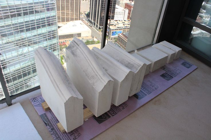 APT IN SKY - FRENCH LIMESTONE FIREPLACE PARTS   #Architecture #Design #McPhersonArchitecture #FourSeasons #HighRiseLiving