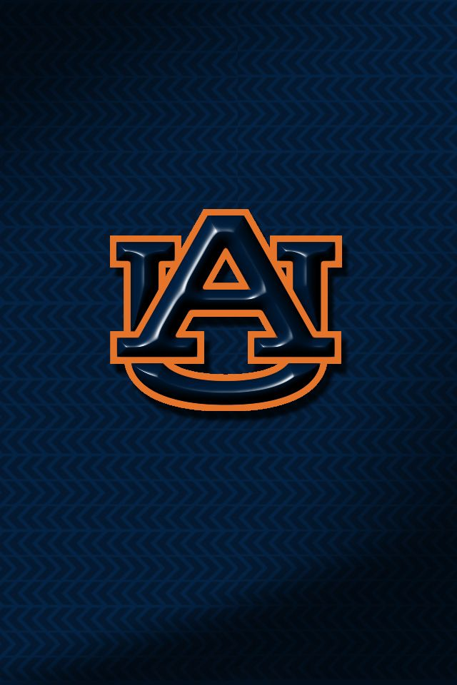 A Nicely Done Auburn Wallpaper For Your IPhone Download It Email To Save The Image And Make Lock Screen An
