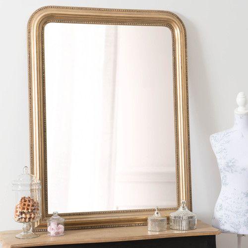 Les 25 meilleures id es de la cat gorie miroir dor sur for La maison du miroir