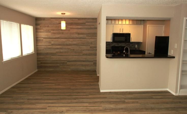 Wood Panel Accent Wall Latitude San Antonio 78240