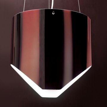 Zebra s1 24 suspension light by masiero modern suspensionlight lighting