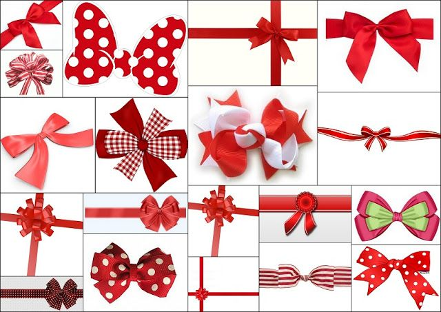 Red Bows for your Quinceanera.