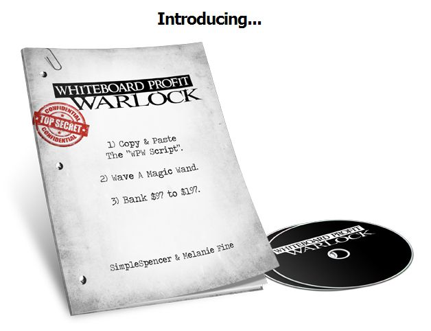 Whiteboard Profit Warlock Review and Download – Earn Massive Revenue by Creating and Marketing Whiteboard Video for Local Business