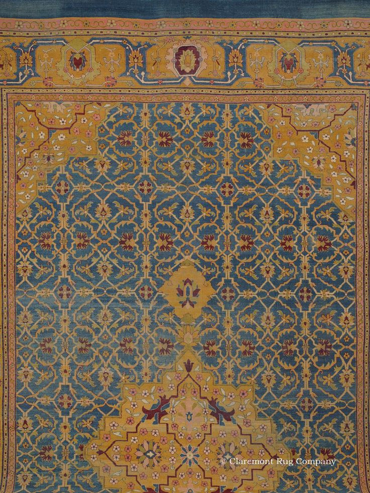 Agra Northern India Antique Rug 14 1 X 22 0