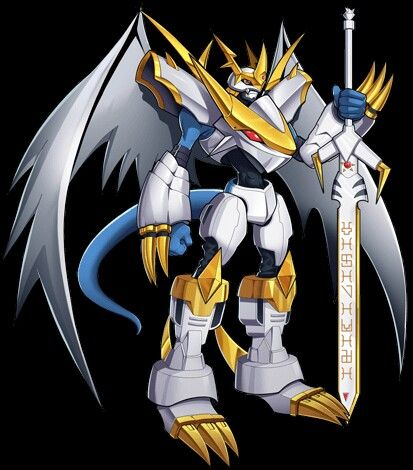 ImperialDramon (Paladin Mode)   Anime, Digimon digital ...