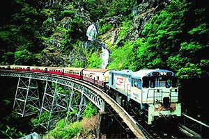 Scenic Railway, South Island NZ