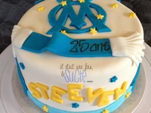 Gâteau Olympique de Marseille version 3 ... • Hellocoton.fr