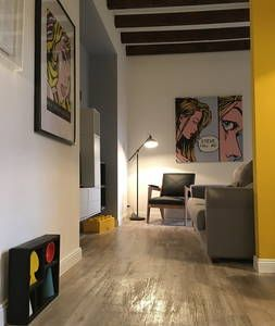Check out this awesome listing on Airbnb: M@A Modern space - Apartments for Rent in Milano