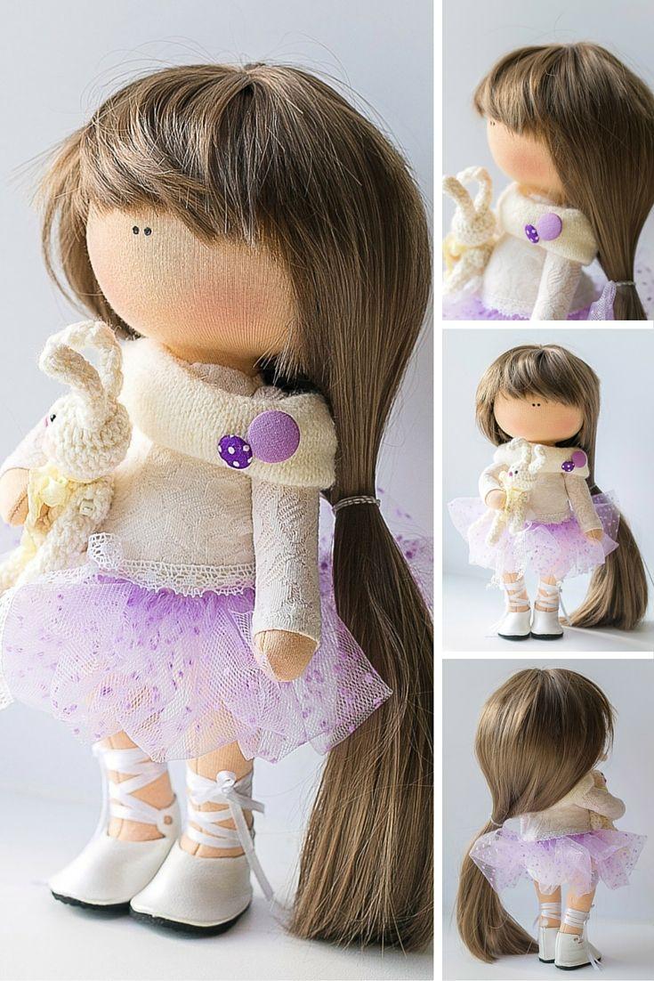 Rag doll handmade