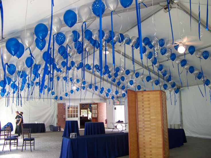 531 best images about balloon ceilings on pinterest for Balloon ceiling decoration