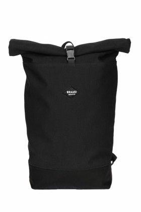 Praktický nepromokavý městský batoh s koženým dnem pro každodenní nošení.