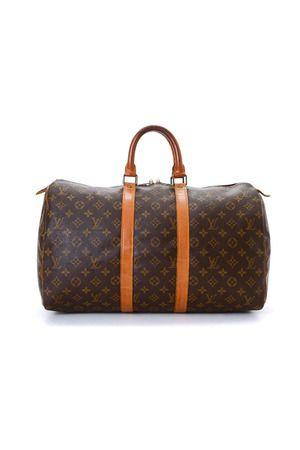 Louis Vuitton Louis Vuitton Keepall 45 in Brown