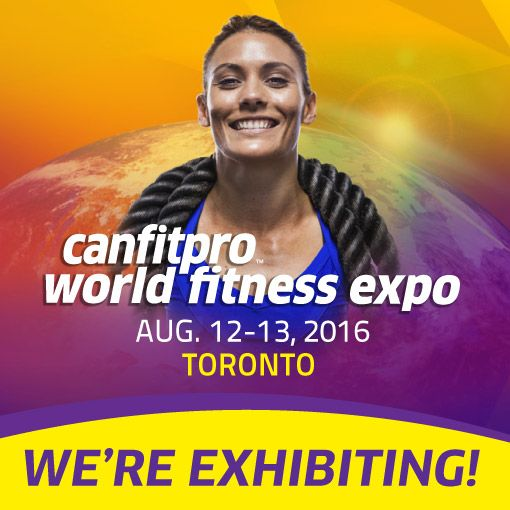 Join FHMatch at the canfitpro world fitness expo, on this weekend! Click here for details.