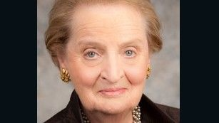 Madeleine Albright - It's time for congress to override trump's foreign policy