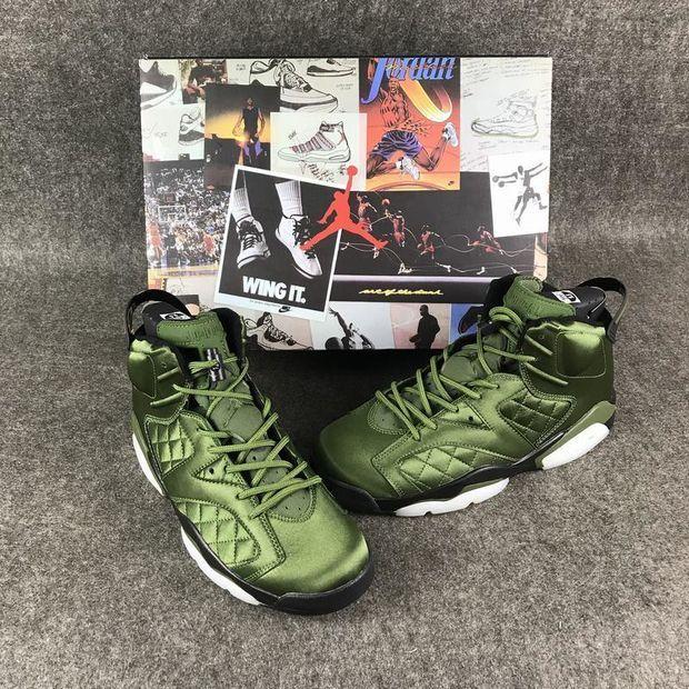 Air Jordan 6 XI Pinnacle Basketball Shoes