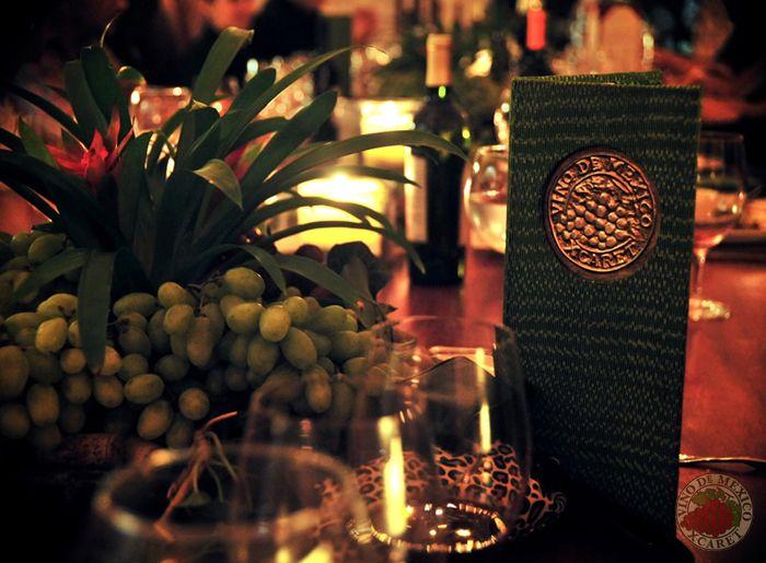 Sala de Degustación y Maridaje.  Pairing and Tasting Room.