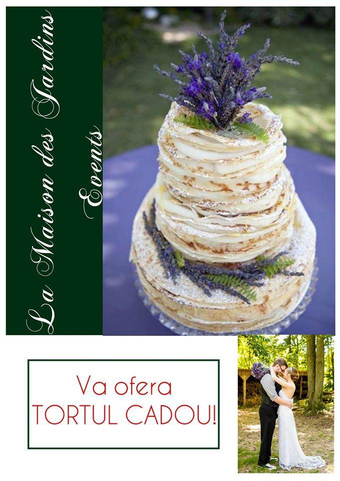 Bucura-te de o #nunta intr-un cadru de vis organizata de specialistii nostri. #Restaurant deosebit, #Terasa, #Gradina langa #lac, Spatiu de #joaca pentru #copii, #Meniuri delicioase, Organizare perfecta! +  #Tortul #Cadou! Vezi #oferta aici>>>www.salonlamaison.ro/oferte/