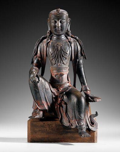 Bodhisattva | Yan - Ming | Arts d'Asie | Sotheby's