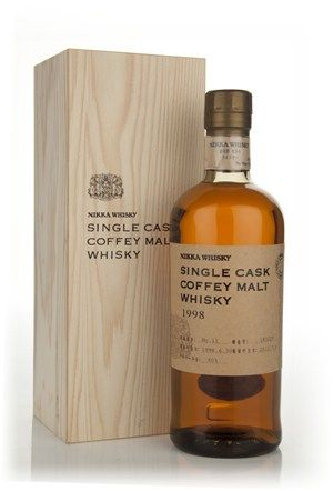 Nikka Coffey Malt 1998 - Master of Malt