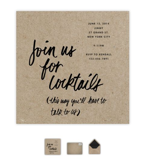 grand opening chalkboard design by Simple te Design Calligraphy - fresh invitation cards for new shop opening