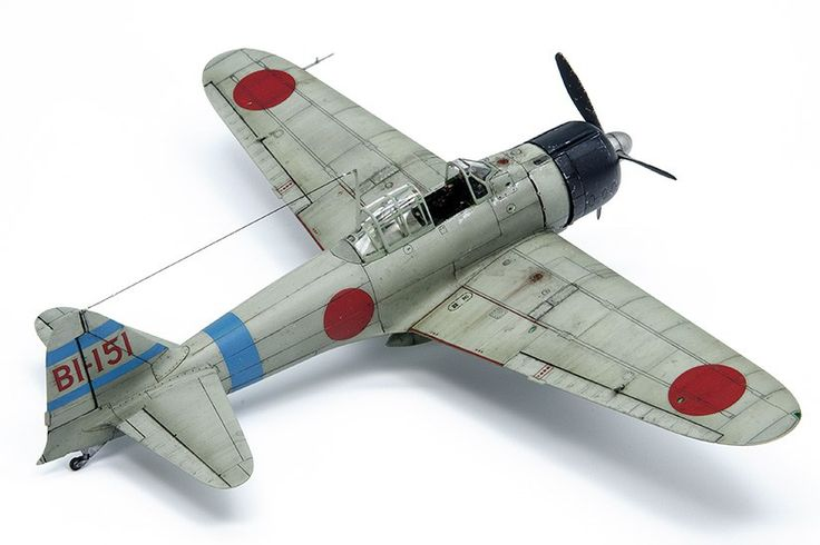 Scale: 1/72. Kit: Tamiya Zero kit. Comments: Model Oob, only was added the seatbelts by Eduard PE. Location: Lt. Fusata Iida Airplane, Soryu Carrier, Pearl Harbor Attack. Release Date: 2014.