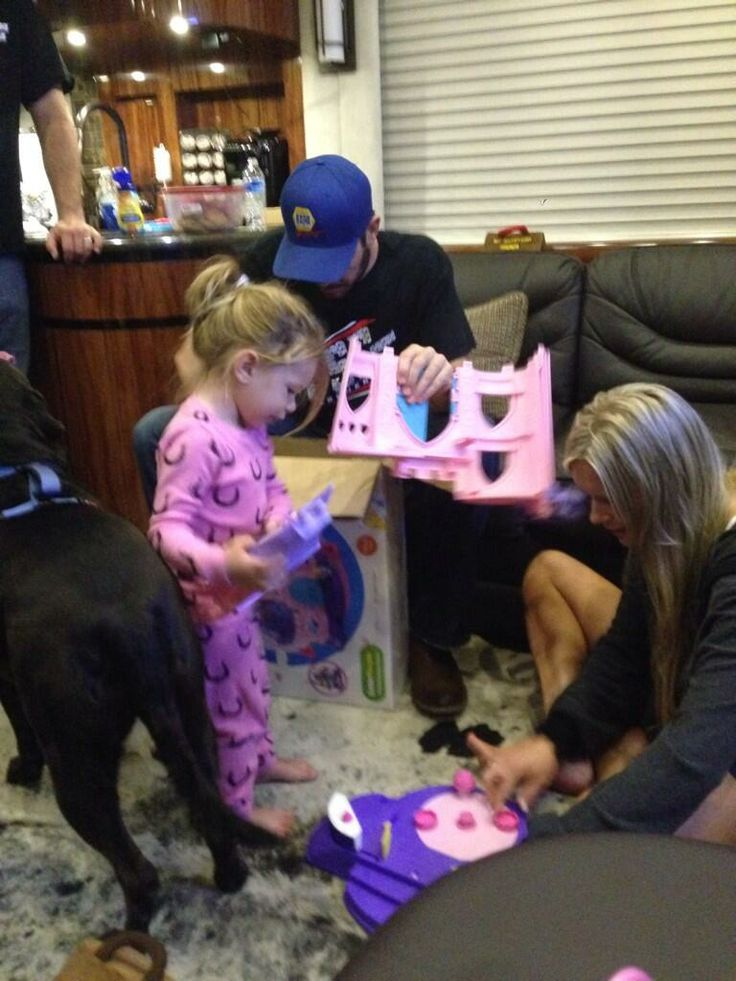 Watching uncle Martin put a Cinderella Castle together last night for Brooklyn's birthday...priceless. ☺️❤️❤️❤️ Brooklyn kept saying, come on uncle Martin, is it done yet so I can play. (From Aunt Sherry Pollex) 11/16/13: Aunt Sherri, Peanut, Martin Lee, Truex Jr, Uncle Martin, Martin Truex, Cinderella Castle, Brooklyn Birthday Priceless, Lee Truex