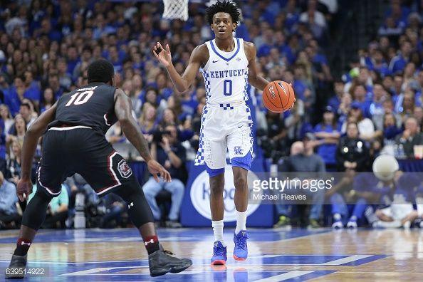 De'Aaron Fox   NBA Mock Draft 2017 Prospect