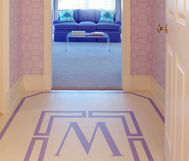 15 Best Images About Tile Monogram Ideas On Pinterest