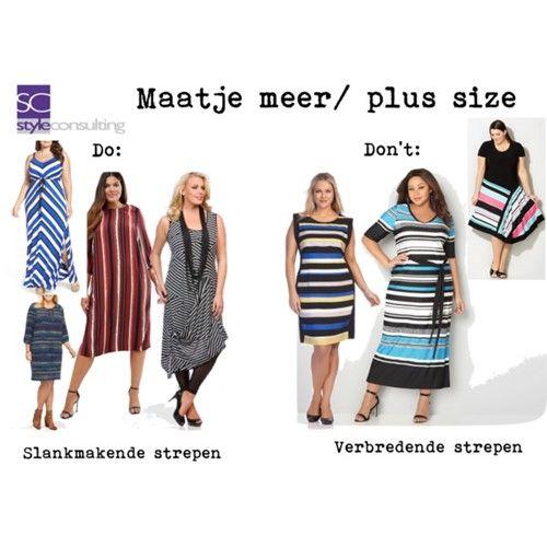 Prints voor volslanke dames. | Style Consulting