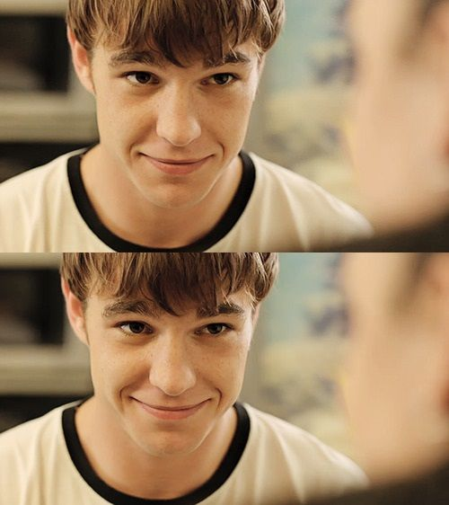 Finn Nelson, My Mad Fat Diary. My overall favorite by far