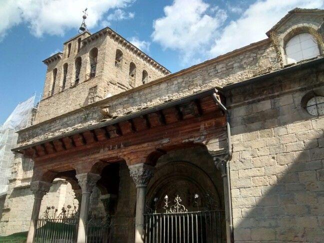 Catedral de Jaca. Románico. Impresionante.