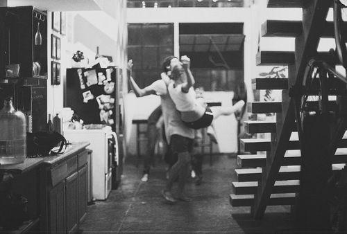 Dance-black&white