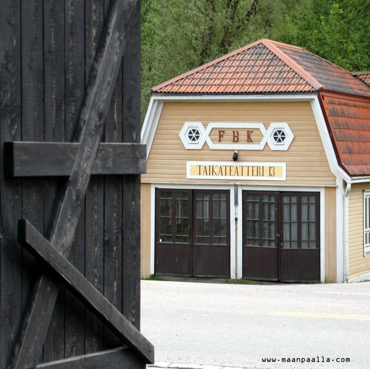 Sunnuntaiajelulla @ Fiskars Ruukki, Suomi, Finland, toukokuu 2013