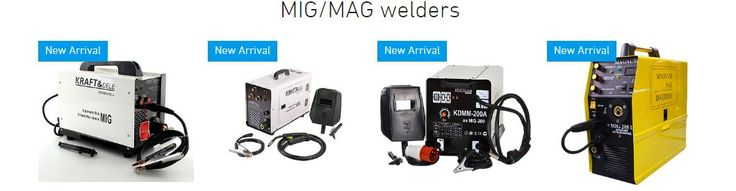 Gray Eagle Shop in the most superior quality of #weldingequipment. All the MIG welding inverters at very affordable prices. To know more information, visit our website today!