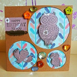 Craft Collection Card   docrafts.com