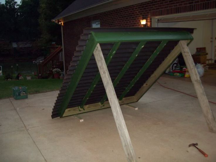 Roof Or Cover For Deer Stand Page 2 Outdoor Living