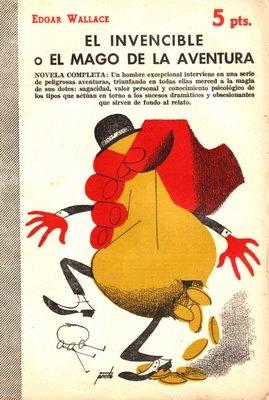 DESIGNER AND ILLUSTRATOR Manolo Prieto PUBLISHER Dédalo, 1942 to 1959.
