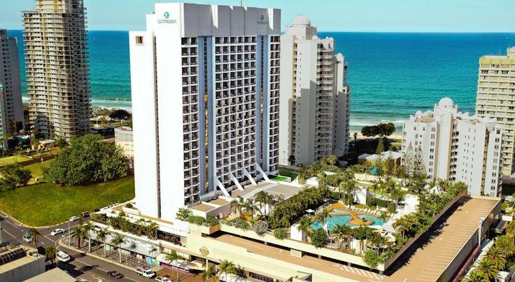 HOTEL|オーストラリア・ゴールドコーストのホテル>サーファーズパラダイス中心部>アウトリガー サーファーズ パラダイス(Outrigger Surfers Paradise)